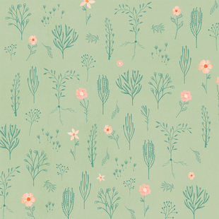Floral sage