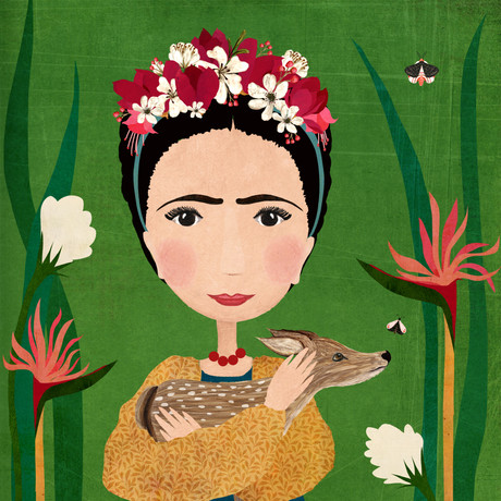 Frida and Granizo