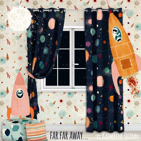 Far Far away...