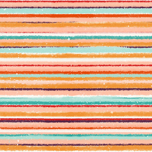 Space Stripes {colourful}