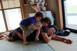 なかよし親子ガメ Nakayoshi parents child tor