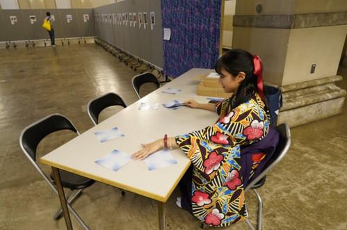 Public relations ambassader 高口奈月 Actress Natsuki Takaguchi