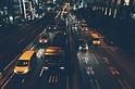 Gece Şehir Trafik