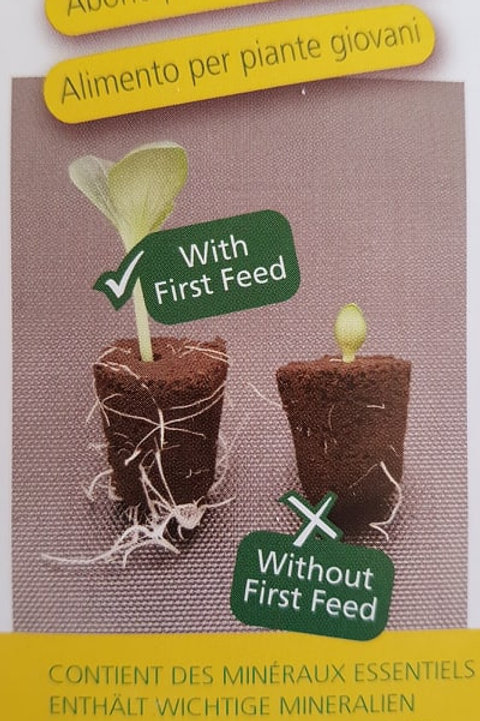 Root It - First Feed