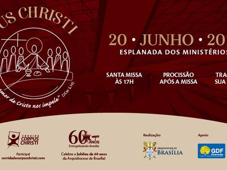 Corpus Christi - Esplanada dos Ministérios