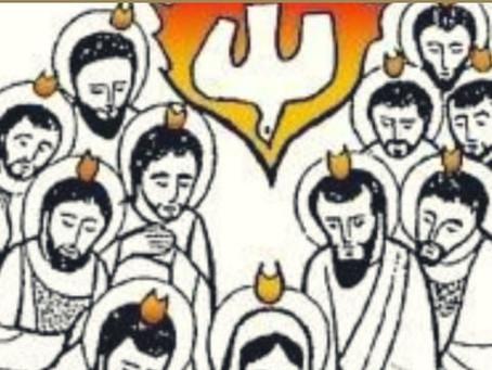 Vigília de Pentecostes - 8 de junho