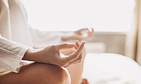 Yoga en meditatie thuis, via online video´s