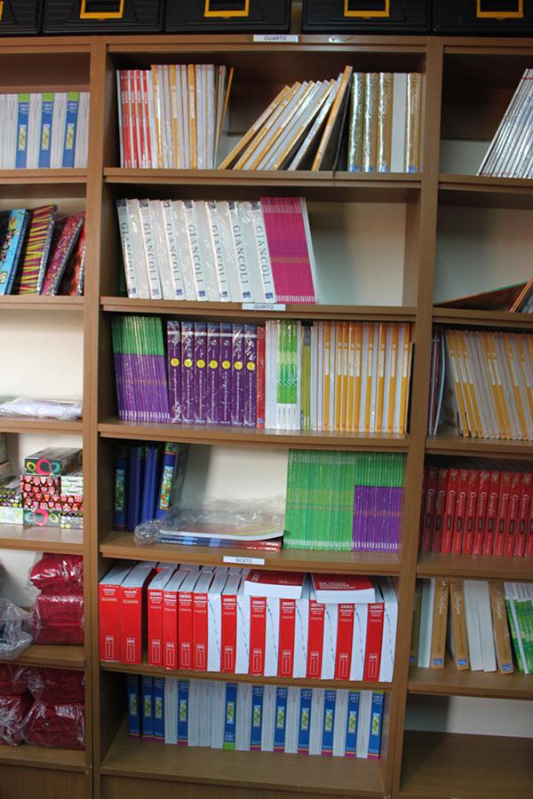 Rotación de libros