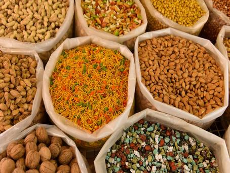 Mercado de alimentos naturais continua a crescer no Brasil