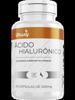 Ácido Hialurônico 60 cápsula 500mg