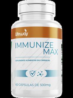 Immunize - 60 Cápsulas 500mg
