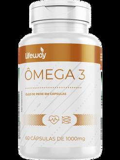 Omega 3 - 60 Cápsula 1000mg