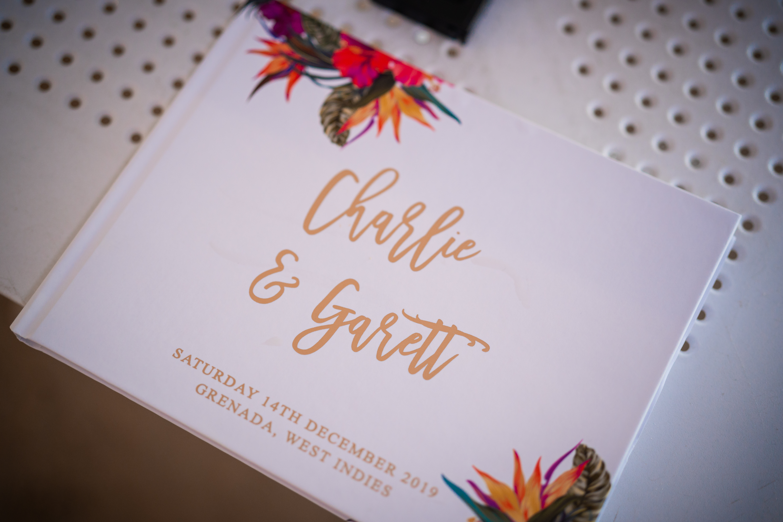 Charlotte and Garette