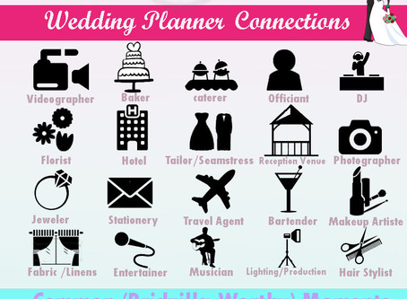Benefits of Hiring a Wedding Planner