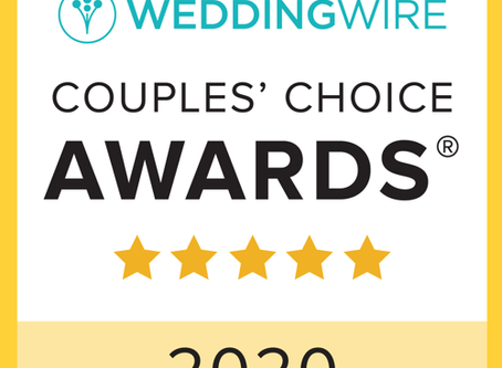 2020 Couples Choice Awards Winner