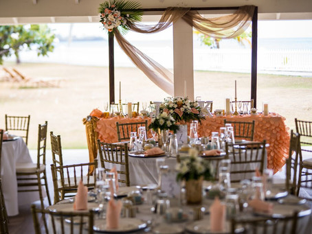 Planning A Wedding Reception Without The Stress