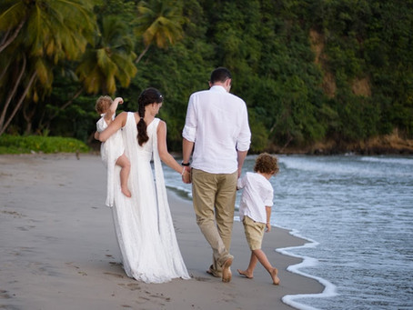 Destination Wedding in Grenada
