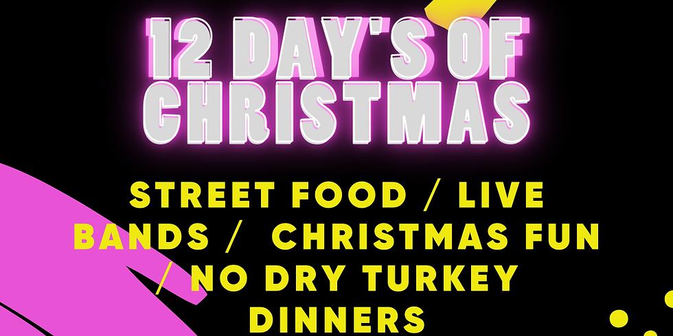 Bustler's 12 Days of Christmas