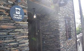 Casa del Ocejón. Majaelrayo