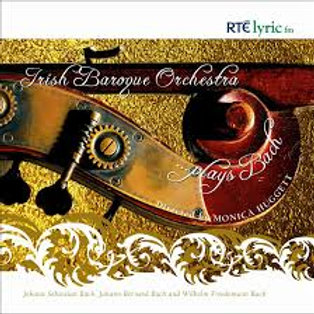 IBO Plays Bach (RTÉ Lyric FM)