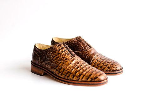 Zapato Ingles anaconda suelaoro