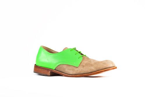 Zapato Mono Combinado