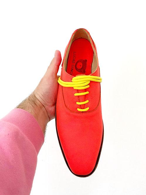 Zapato Ingles Coral