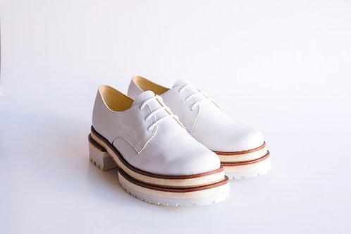 Zapato Super blanco