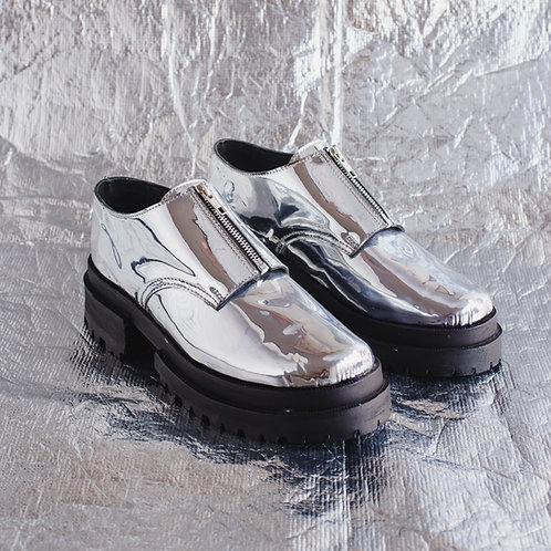 Zapato cierre super Espejo