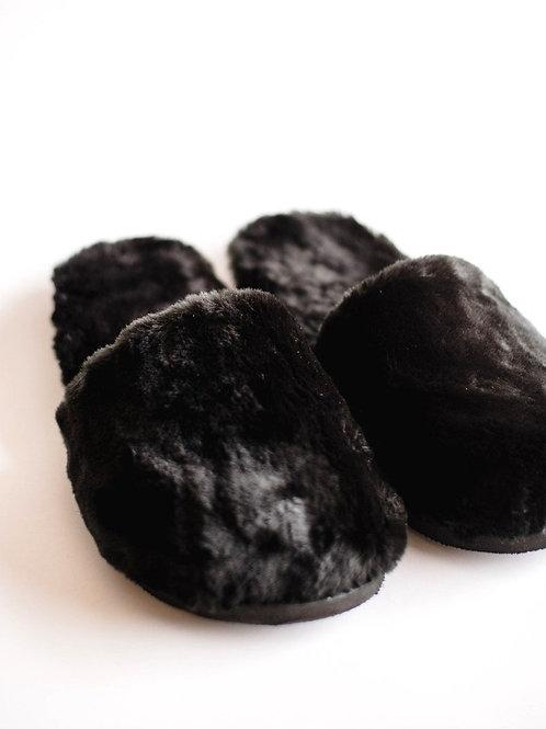 Pantufla Black