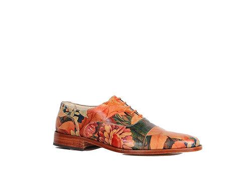 Zapato Ingles flores