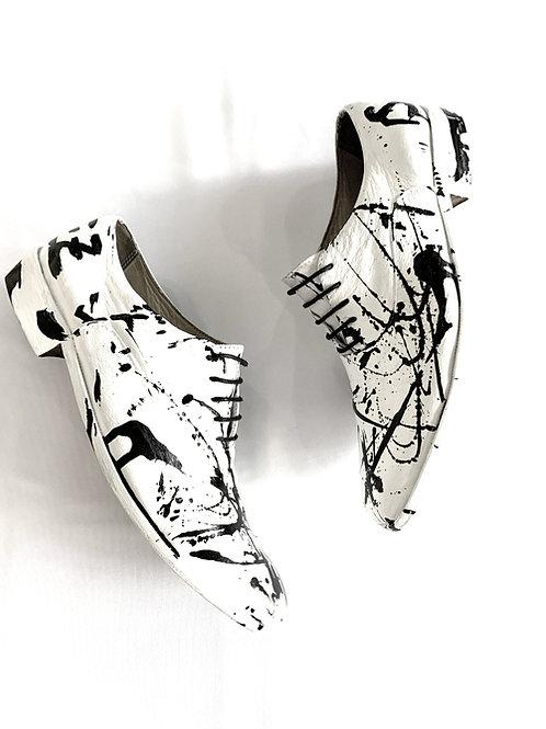 Zapato Pollock blanco