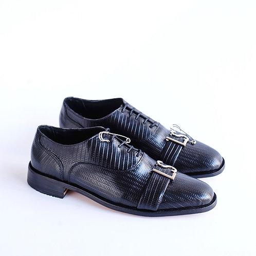 Zapato LS gravado
