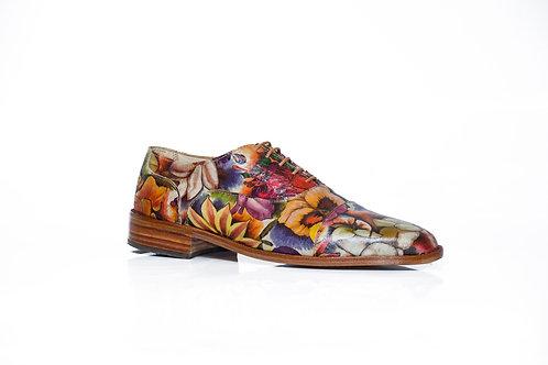 Zapato Flores tatoo
