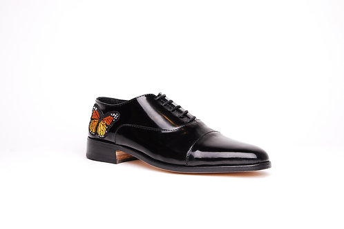 zapato mariposa negro