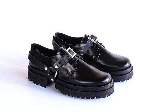Zapato Woody black