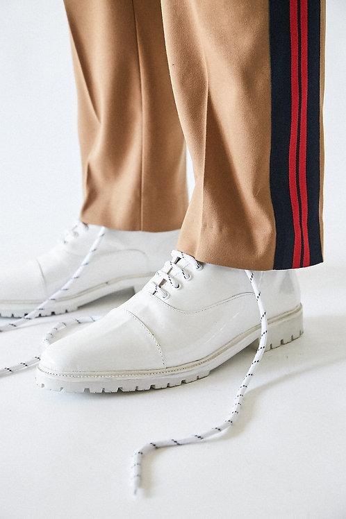 Zapato Ingles White