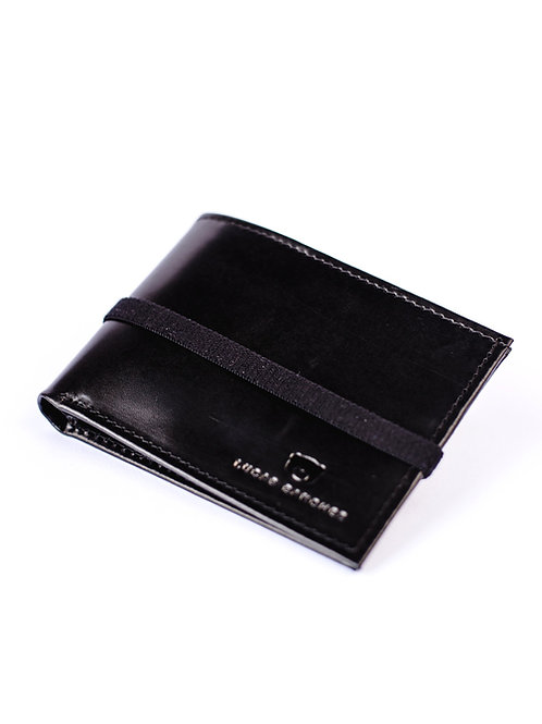 Billetera Black elastico