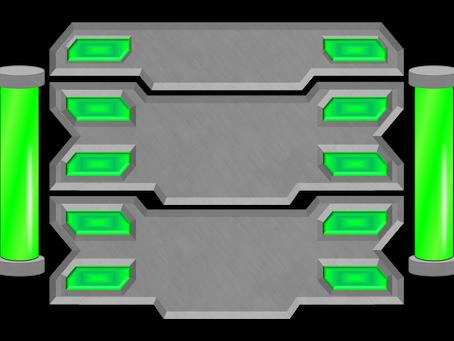 Sci-Fi GUI