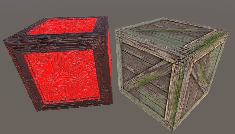 Game Asset Crate Package