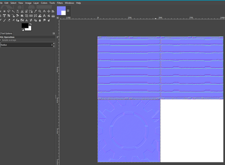 Texture Maps with GIMP