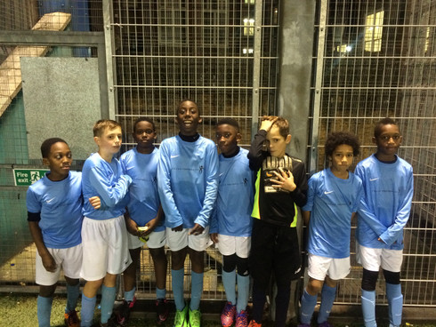 Under 12s great performance