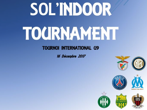EGBP Sol'Indoor Tournament approaches