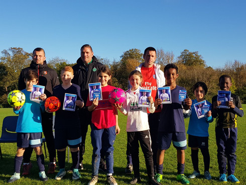 French Academy FIFA Half Term Camp