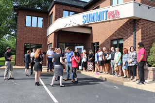 Summit Health & Fitness Ribbon Cutting