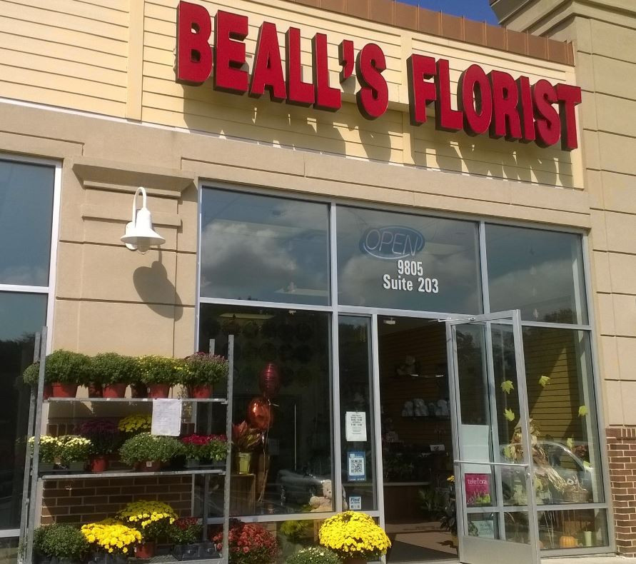Beall's Florist in Damascus, MD