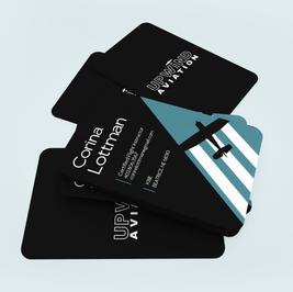 Corina Lottman Business Cards