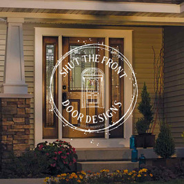 Shut the Front Door Logo