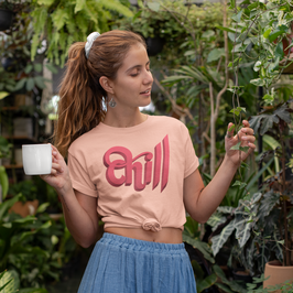 Chill tied shirt