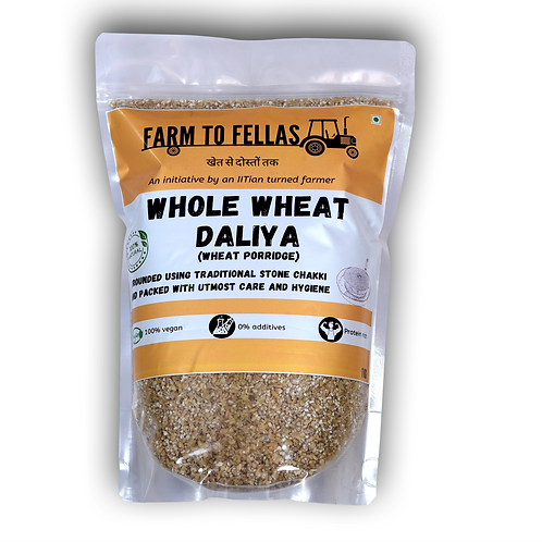 Whole Wheat Daliya (1 Kg)